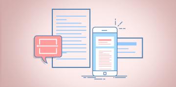 Skenování vizitek a dokumentů na iPhonu