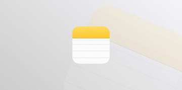 Apple Poznámky na iPhonu