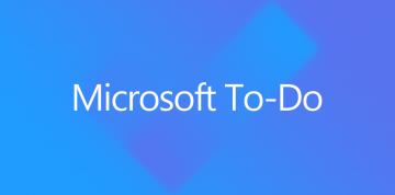 Microsoft To-Do pro web