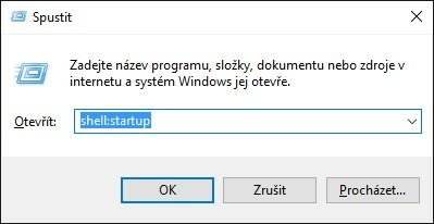 Nastavení automaticky spouštěných aplikací po zapnutí počítače