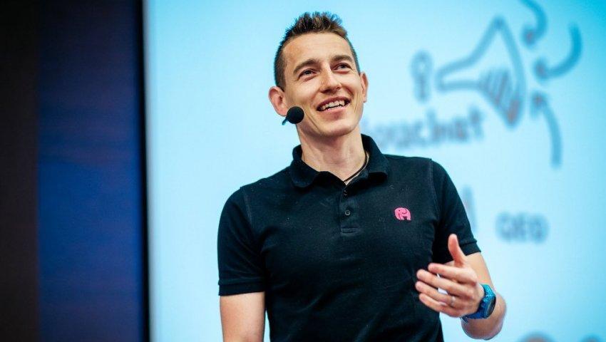 Jak pracuje Jan Mašek, inovátor a zakládající člen sítě Red Button