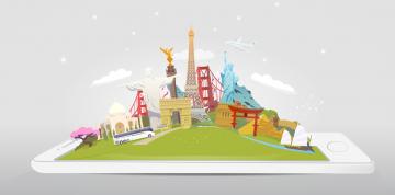 Aplikace na cestách pro iPhone
