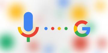 Hlasové vyhledávání na Googlu