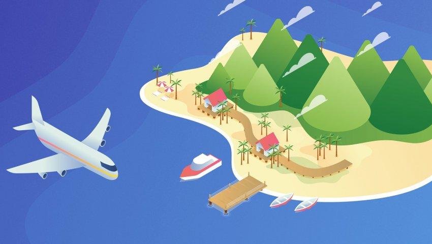 Naše TOP prázdninová témata: detox, bezpečnost, cestování ⛱️