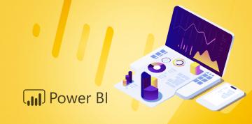 Power BI - Můj první report
