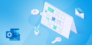 Microsoft Outlook - kalendář
