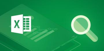 Excel - filtrování a řazení