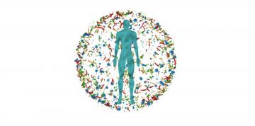 Mikrobiom jako součást člověka