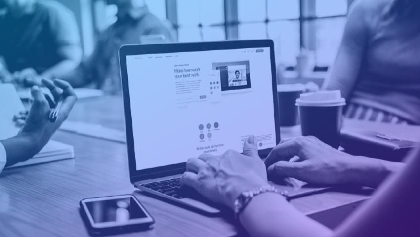 Cisco Webex – zůstaňte ve spojení