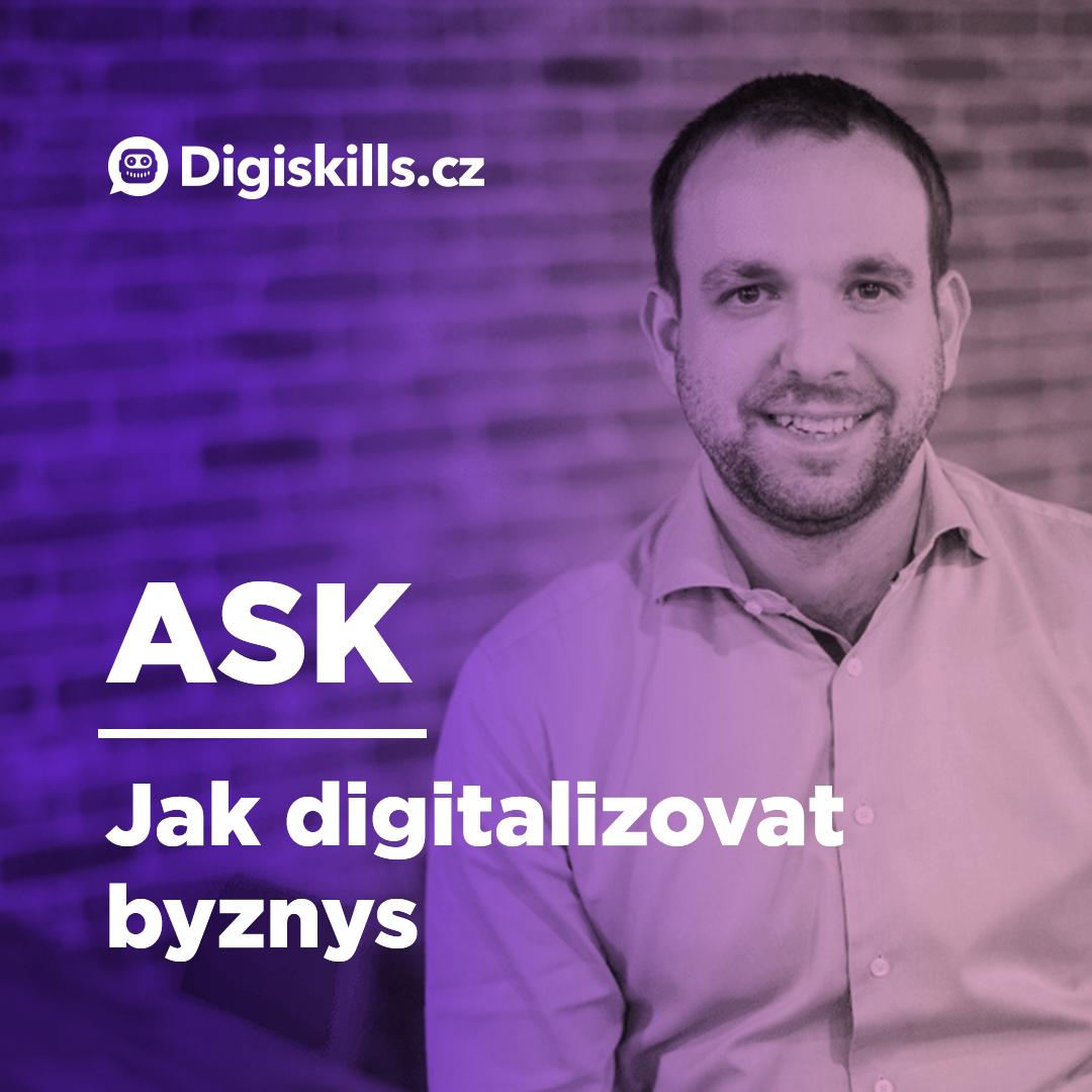 Filip Dřímalka: Digitalizace byznysu