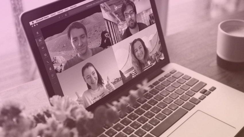 Jak nastavit vlastní pozadí během schůzky v Microsoft Teams?
