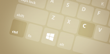 Klávesové zkratky pro Windows (2020)