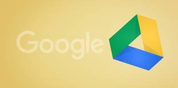Správa souborů na Google Disku