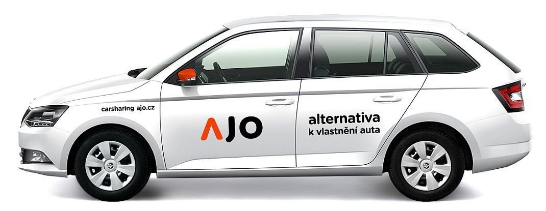 Carsharing pro firmy AJO