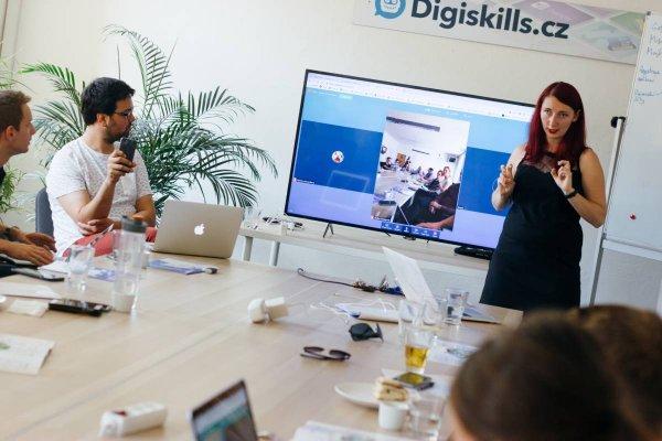 Často kladené otázky | Digiskills.cz