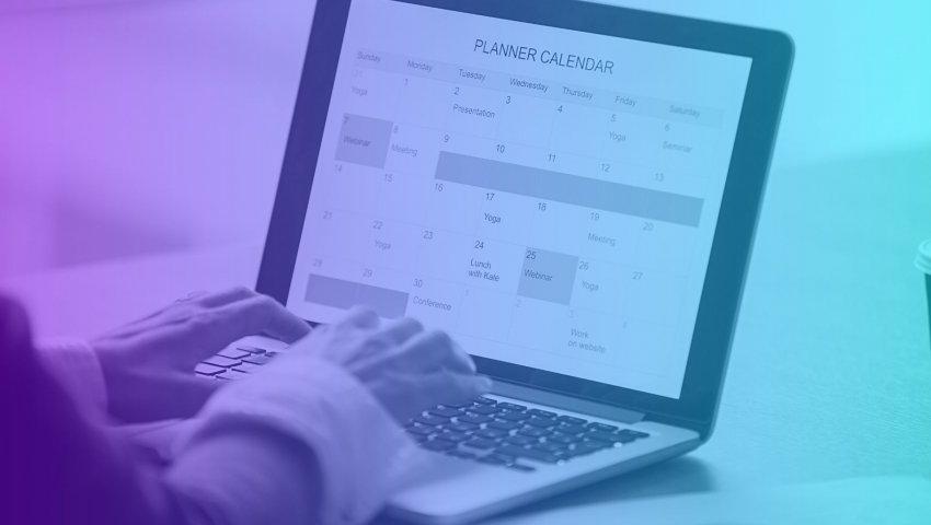 7 tipů, jak využít váš kalendář naplno