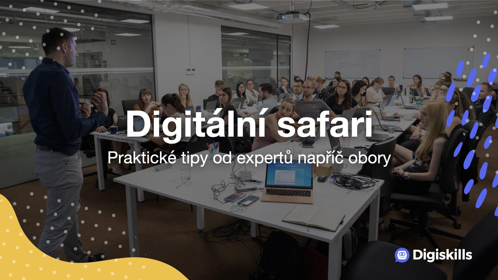 Digitální Safari