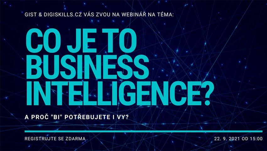 """Co je to Business Intelligence a proč """"BI"""" potřebujete i vy?"""